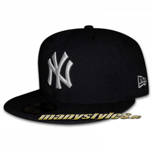 NY Yankees 59FIFTY MLB Authentic NE Team Structure Cap Game