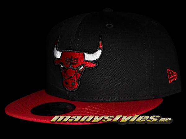 Chicago Bulls NBA Snapback Caps Black Base OTC