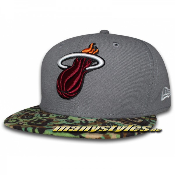 Miami Heat 59FIFYT NBA Cap Tribal Vize