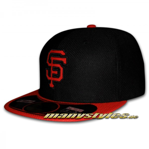 San Francisco Giants 59FIFTY MLB Performance Cap Diamond Era Series Authentic
