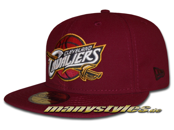 Cleveland Cavaliers 59FIFTY NBA Team Basic Cap