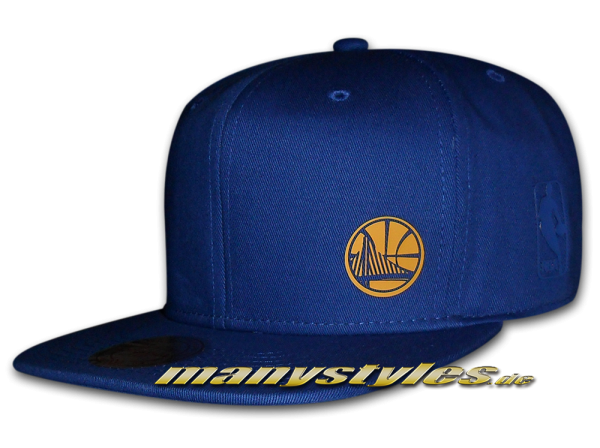 Golden State Warriors NBA Absolute Flawless Snapback Cap
