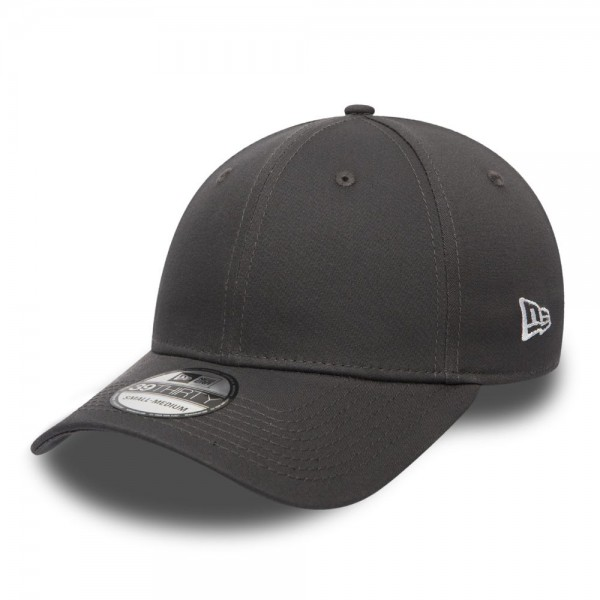 39THIRTY Blank Stretch Flex Fit Cap Graphite von New Era