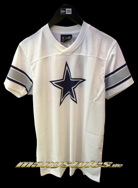 Dallas Cowboys NFL Team Jersey White Navy OTC Original Team Color von New Era