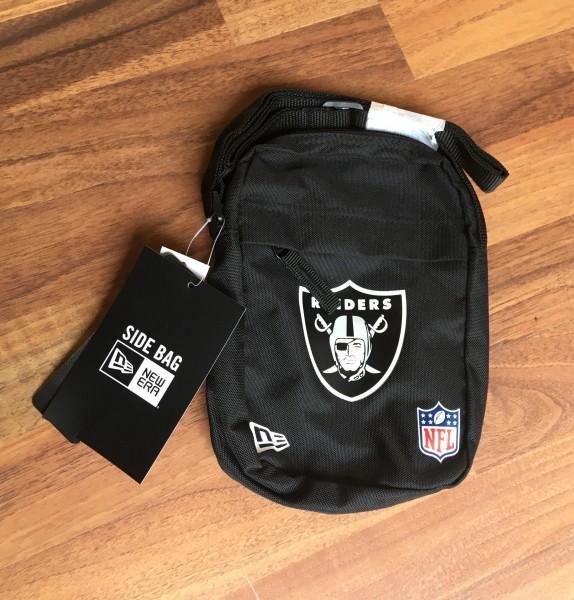 Oakland Raiders NFL Side Pack Black White von New Era