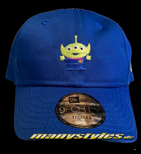 Disney Alien 9Forty Infant and Toddler Kids Cap Royal Yellow von New Era