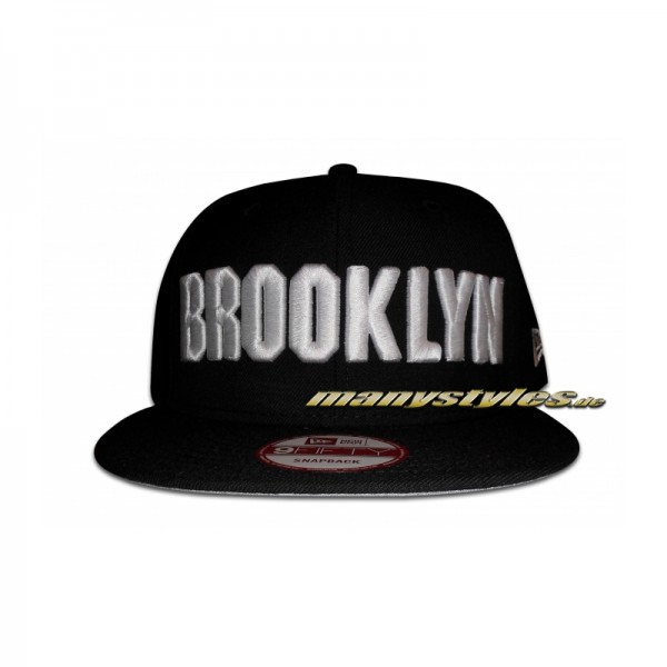 5 Boros 9FIFTY NY City Line ed. Brooklyn Ltd.Ed. exclusive Snapback Cap