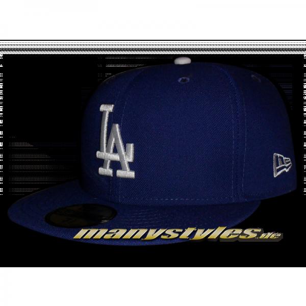 LA Dodgers MLB Authentic NE Team Structure Cap Game