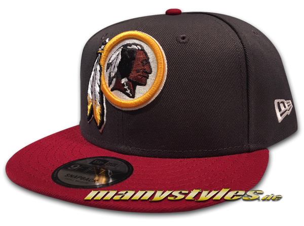 Washington Redskins 9FIFTY NFL Emea 950 Snapback Cap von New Era