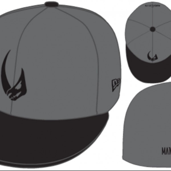 Star Wars Licensed Disney 59FIFTY Fitted exclusive Cap The Mandalorian Mudhorn Logo in Black von New Era