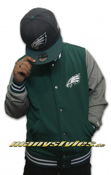 Philadelphia Eagles NFL Varsity Jacket OTC
