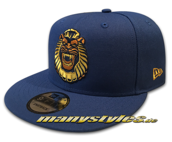 Disneys Alladin Cave of Wonders Song Bird Blue 9FIFTY Snapback Cap von New Era