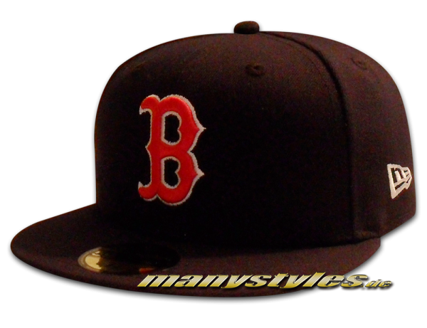 Boston Red Sox 59FIFTY MLB Authentic NE Team Structure Home