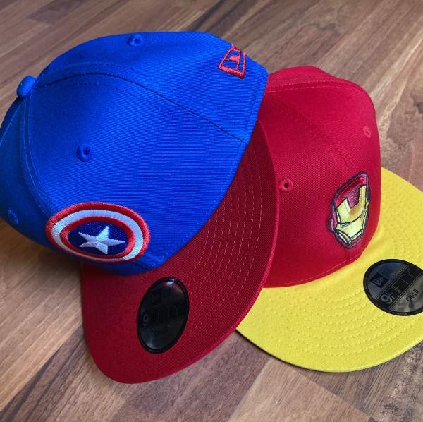 Marvel Comics Captain America Kids Character 950 Snapback Cap