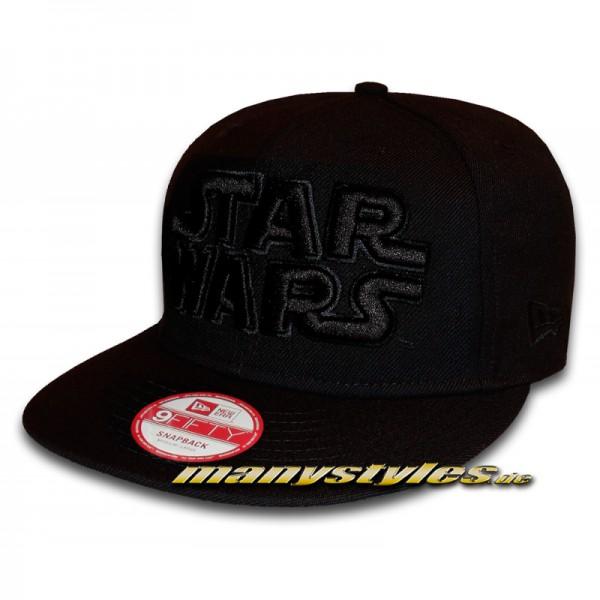 Star Wars Licensed 9FIFTY Star Wars Snapback Cap Black Graphite