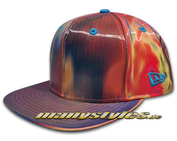 AO Reflect Shine Marty MC Fly Back to the Future als 9FIFTY Snapback Cap von New Era