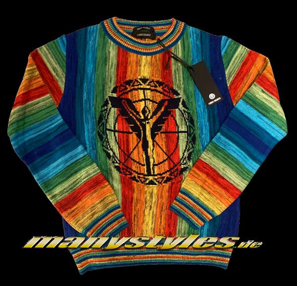Carlo Colucci Kids Sweater Strickpullover Multi Color