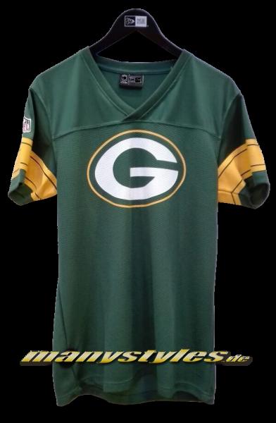 Greenbay Packers NFL Team Jersey Green OTC Team Color von New Era