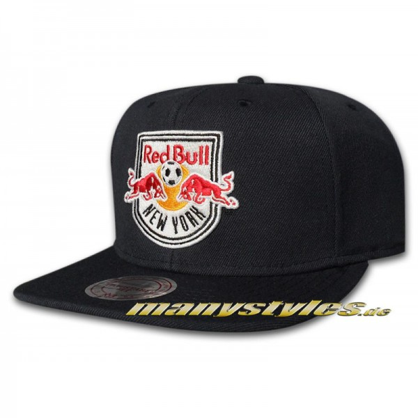 RED BULL New York Team Color Snapback Cap