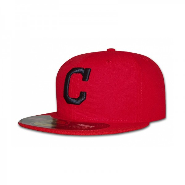 New Era Cleveland INDIANS New Era Performance Alternate 1 Authentic on field Cap new Road