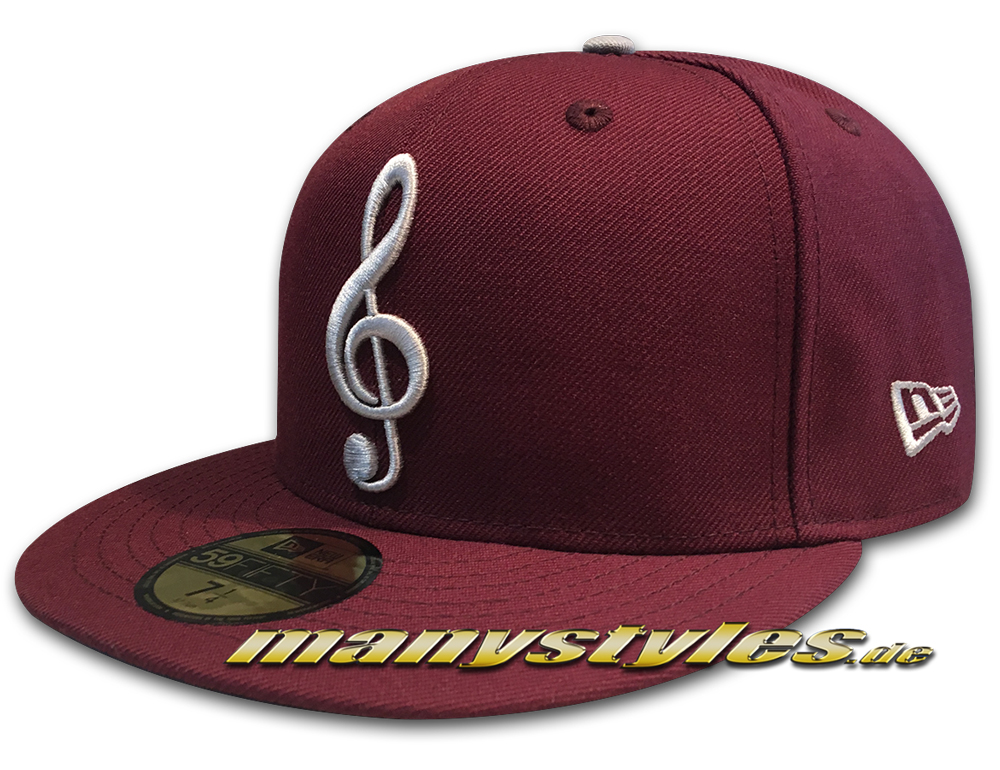 manystyles_de_new_era_music_note_59fifty_fitted_cap_maroon_red_grey_exclusive_notenschl-ssel_unlicensed