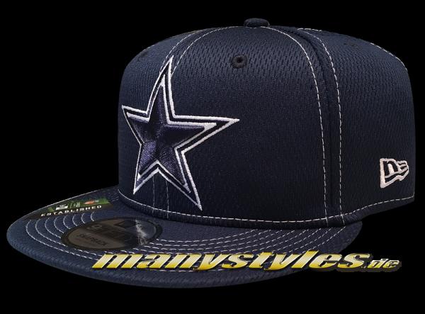 Dallas Cowboys 9FIFTY NFL19 SL RD 950 Snapback Cap OTC Navy White von New Era