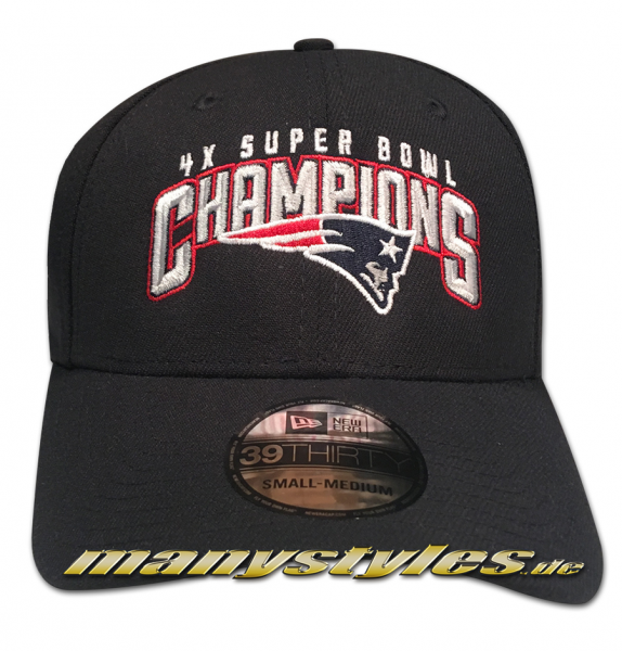 New England Patriots NFL Superbowl Champions 39thirty Cap