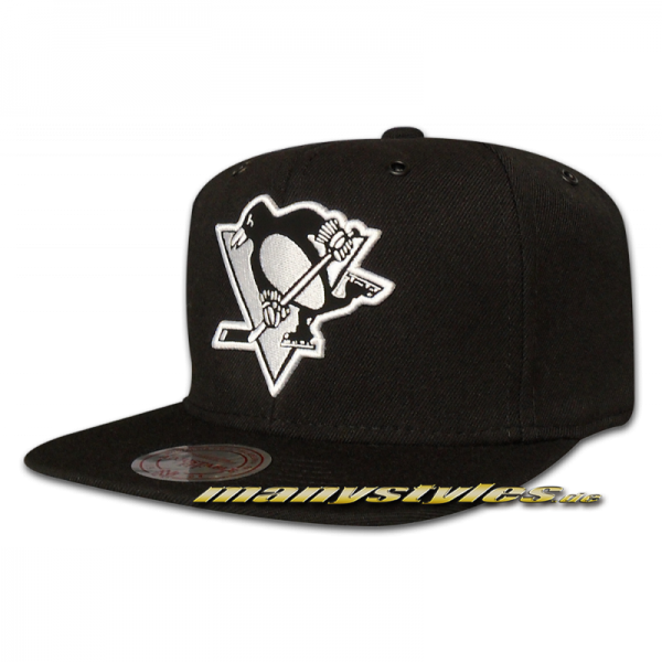 Pittsburgh Penguins 9FIFTY NHL Grid Snapback Cap