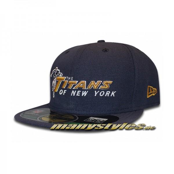 The Titans of New York 59FIFTY Cap Authentic Retro