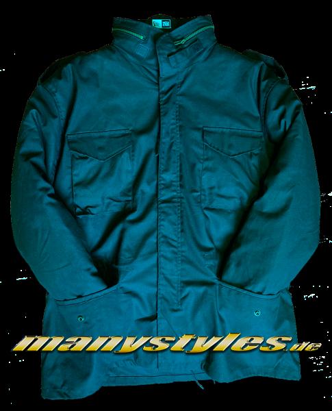 Brandit M65 Army Vintage Parka Jacket Navy