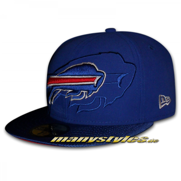 Buffalo Bills NFL Sideline authentic Cap Game official Royal Team Color