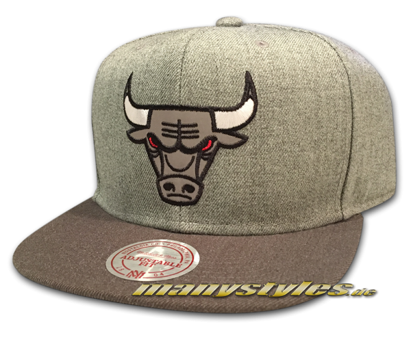 Chicago Bulls 9FIFTY Reflective Snapback Cap
