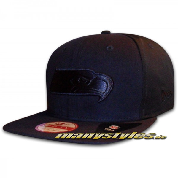 Seattle Seahawks 9FIFTY NFL NE Remix Embossed Snapback Cap