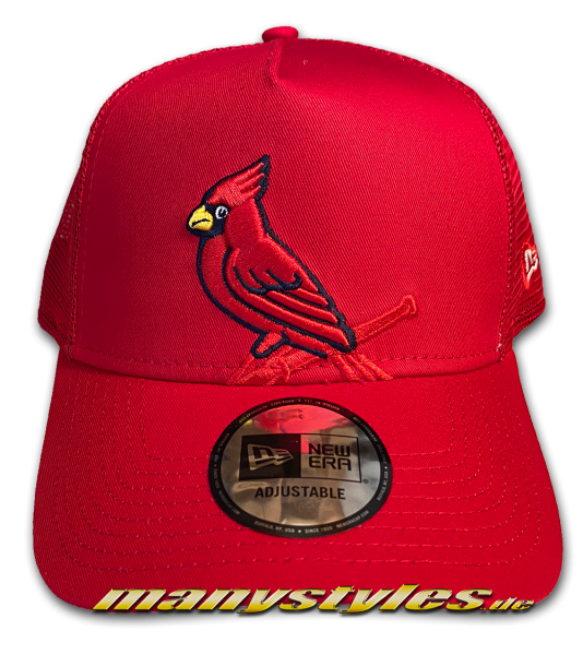 St. Louis Cardinals MLB 9FORTY Team Elemental Trucker Cap