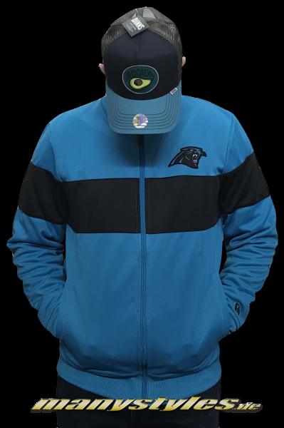 Carolina Panthers Zip Summer Refresh Trikot Jacket