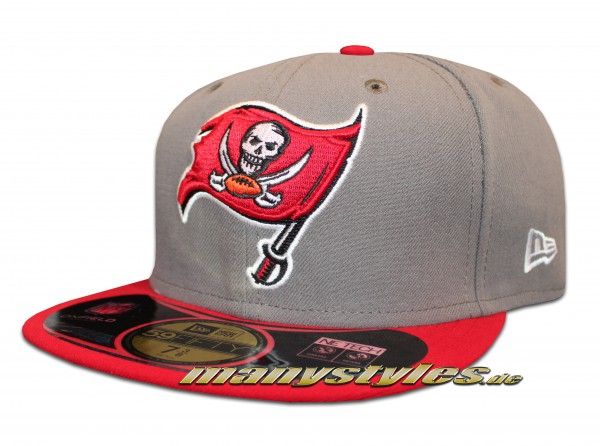Tampa Bay Buccaneers 59FIFTY NFL on field Cap Game von New Era